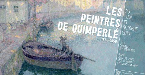 Bannière Peintres de Quimperlé