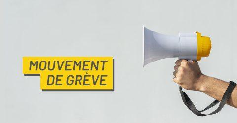 Mouvement de grève